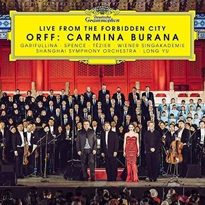 Live from the Forbidden City - Orff: Carmina , Various Artists
