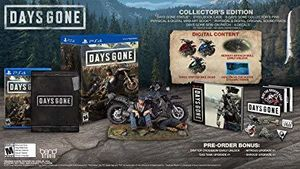 Days Gone Collector's Edition for PlayStation 4