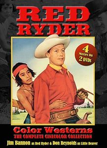Red Ryder Color Westerns:The Complete Cinecolor Collection , Jim Bannon