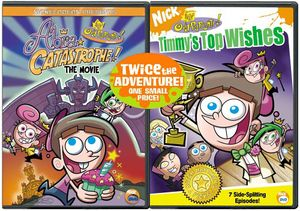 Fairly Oddparents: Abra-Catastrophe & Timmy's Top