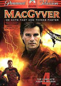 MacGyver: The Complete Fourth Season