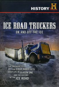 Ice Road Truckers: On and off the Ice