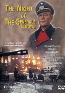 The Night of the Generals [Import]