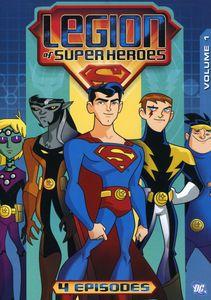 Legion of the Superheroes 1