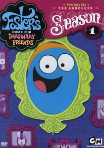 Foster's Home for Imaginary Friends: Comp Season 1