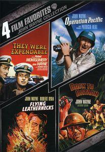 4 Film Favorites: John Wayne