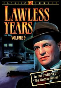 The Lawless Years: Volume 9