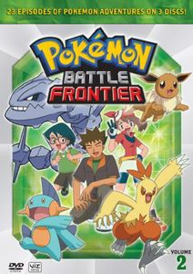 Pokemon Battle Frontier Box 2