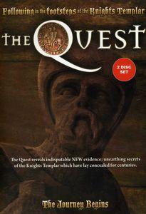 Quest: Knights Templar 2: Journey [Import]