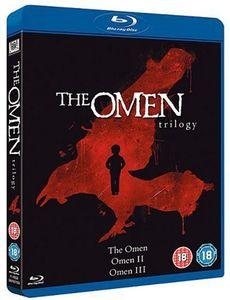 Omen Trilogy Boxset [Import]
