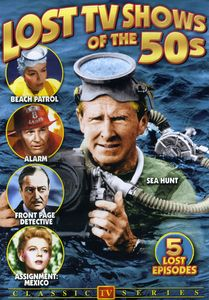 Lost TV Shows of the 50's