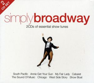 Simply Broadway /  O.C.R. [Import]