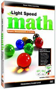 Light Speed Math: Measurement and Graphs