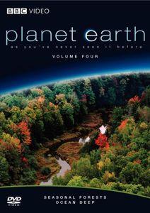 Planet Earth 4: Seasonal Forests Ocean Deep