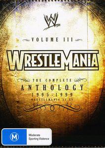 Vol. 3-Wrestlemania Anthology [Import]