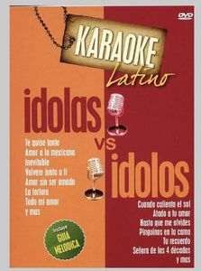 Idolas Vs Idolos-Latino [Import]