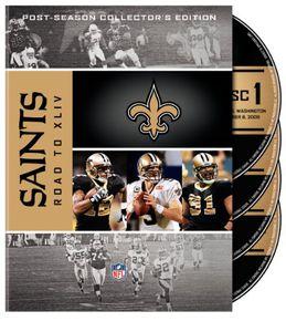 NFL Road to Super Bowl XLIV: New Orleans Saints