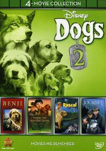 Disney Dogs 2: 4-Movie Collection