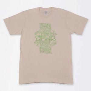 2010 Collection Crew Neck T-Shirt Creme - XL