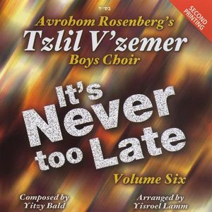 It's Never Too Late 6