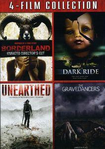 Borderland /  Dark Ride /  Unearthed /  Gravedancers