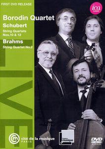Live: Borodin Quartet