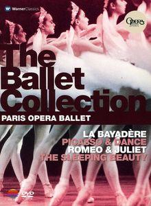 Paris Opera Ballet Collection (Region 2 3 4 5) [Import]