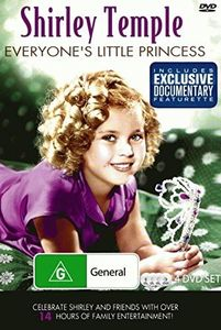 Shirley Temple: Everybody's Little Princess [Import]