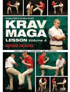 Krav Maga Lesson 4: Defense on Kicks