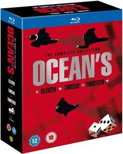 Ocean's Trilogy (Blu-ray) [Import]