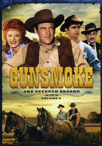 Gunsmoke: The Seventh Season Volume 2 , James Arness