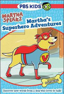 Martha Speaks: Martha's Superhero Adventures