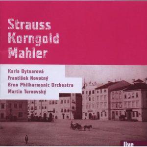 Strauss Korngold Mahler
