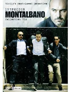Inspector Montalbano-Collection Six [Import]