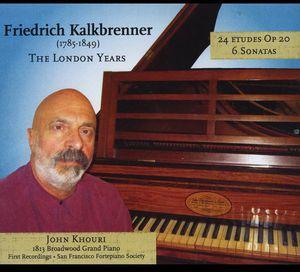 Friedrich Kalkbrenner-The London Years