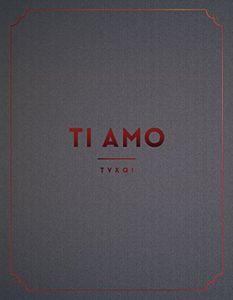 Ti Amo TVXQ! [Import]