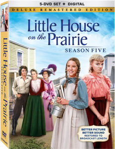 Little House on the Prairie: Season Five , Dabbs Greer