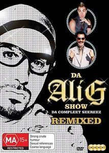 Da Ali G Show: Da Compleet Seerez (Da Remix) [Import]