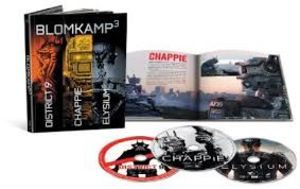Chappie /  District 9 /  Elysium