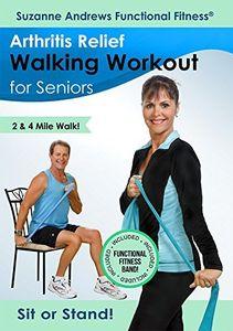 Suzanne Andrews: Arthritis Relief Walking Workout