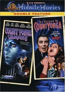 Count Yorga Vampire /  The Return of Count Yorga [Import]