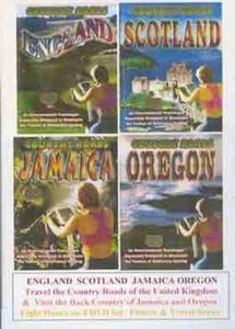 England Scotland Jamaica Oregon - Country Roads