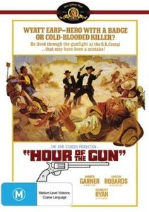 Hour Of The Gun [Import]