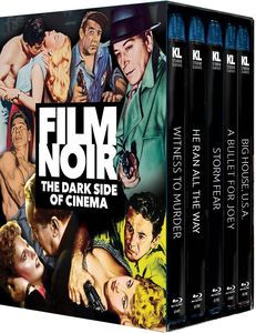 Film Noir: The Dark Side of Cinema (Five-Disc Set)