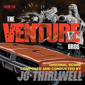 The Venture Bros.: Volume 2