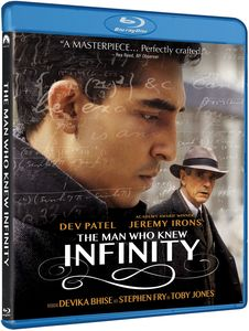 The Man Who Knew Infinity , Dev Patel
