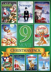 9-Movie Christmas Pack