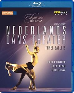 Jiri Kylian: Three Ballets