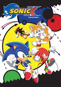 Sonic X Complete Seasons 1 and 2