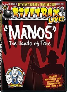 Rifftrax Live Manos the Hands of Fate